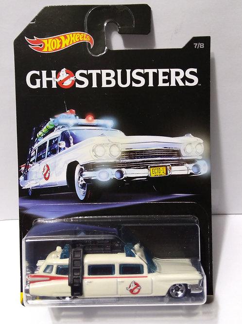 Hot Wheels  Ghostbusters Series Ecto-1  5 Spoke Wheels