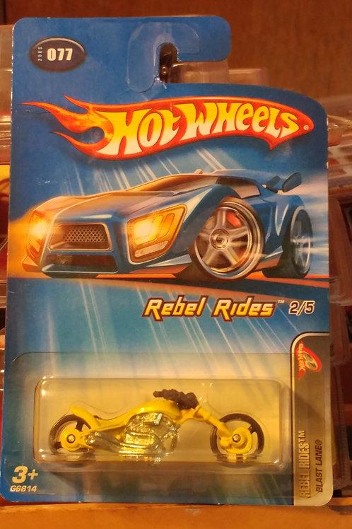 Hot Wheels  Rebel Rods Series Blast Lane