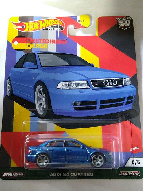 Hot Wheels DeutschLand Design  Audi S4 Quattro