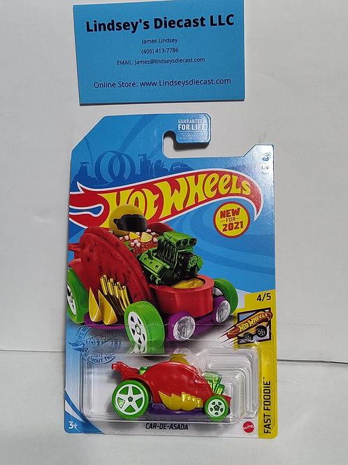 Hot Wheels  Car-De- Asada