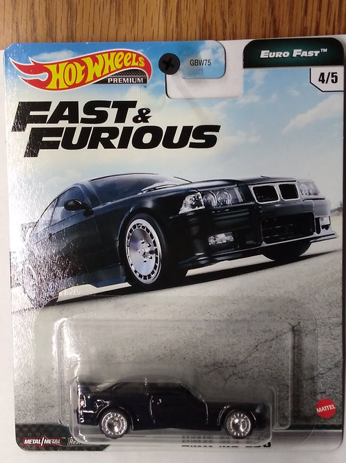 Hot Wheels Fast and Furious Series BMW M2
