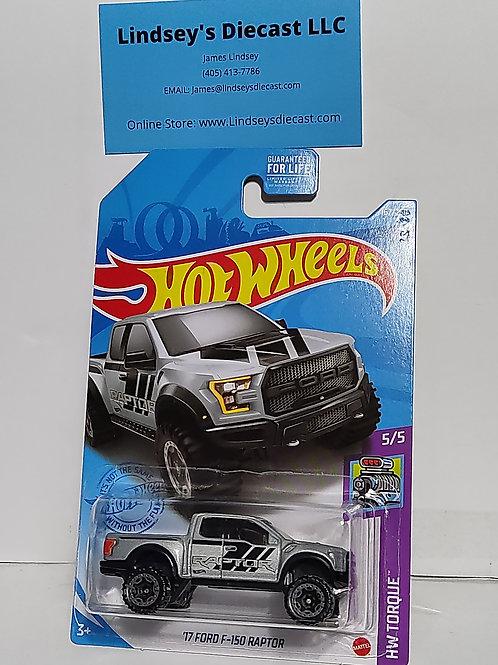 Hot Wheels   '17 Ford F-150 Raptor