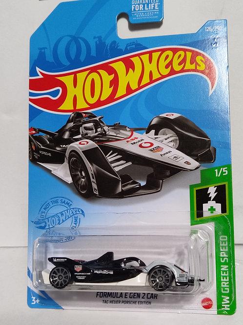 Hot Wheels  Formula E  Gen 2 Car