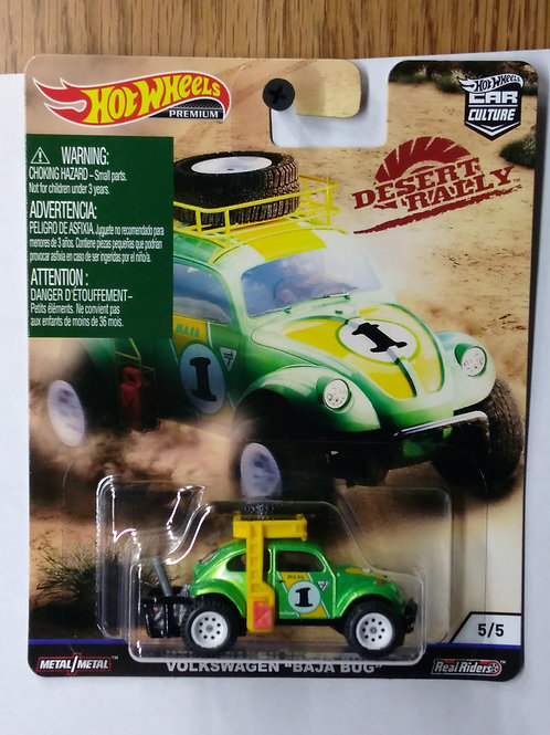 Hot Wheels Desert Rally Series VW Baja bug