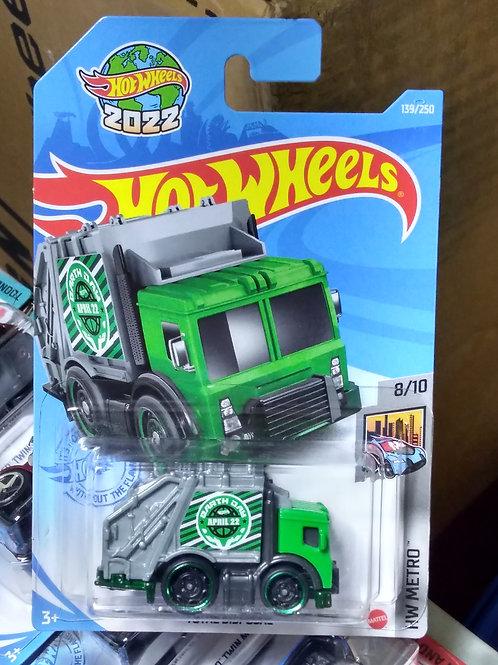 Hot Wheels HW Metrol Series Total Disposal