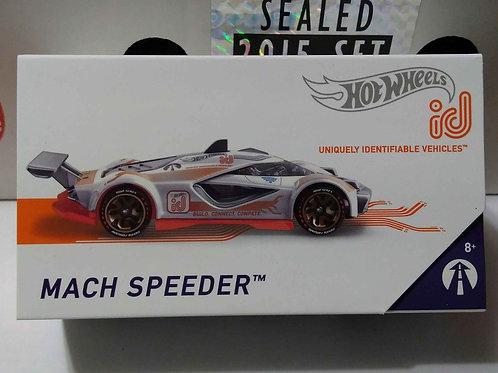 Hot Wheels ID Mach Speeder