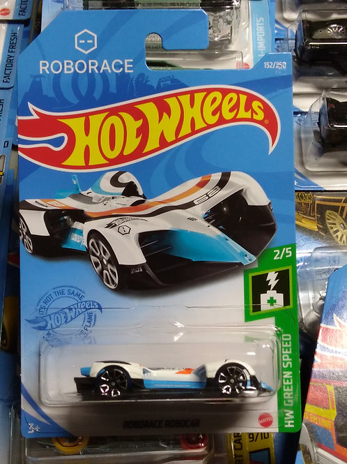 Hot Wheels  Roadrace Robocar