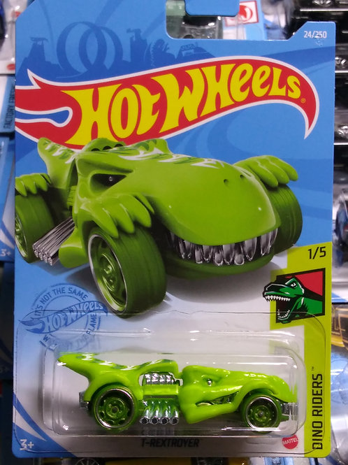 Hot Wheels  T-Rextroyer