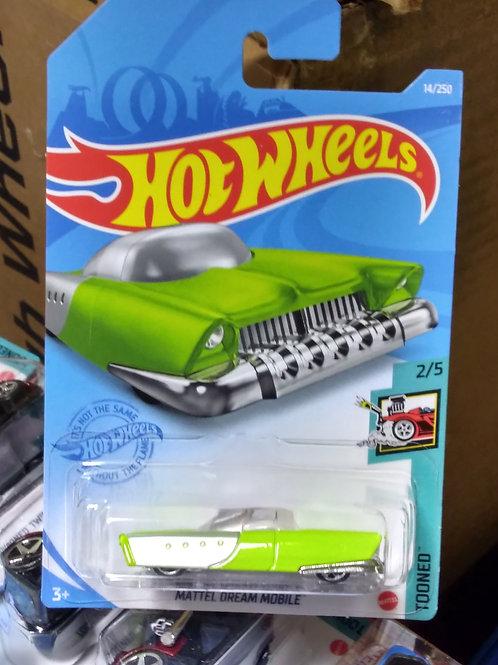 Hot Wheels   Mattel Dream Mobile