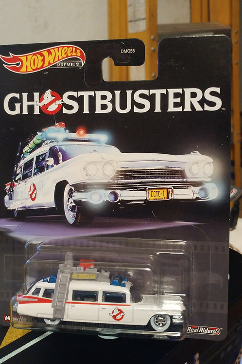 Ghostbuster Series Ecto-1