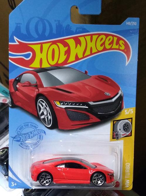 Hot Wheels  '17 Acura NSX