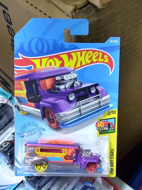 Hot Wheels  Road Bandit