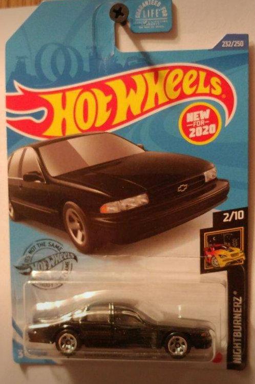Hot Wheels '96 Chevy Impala