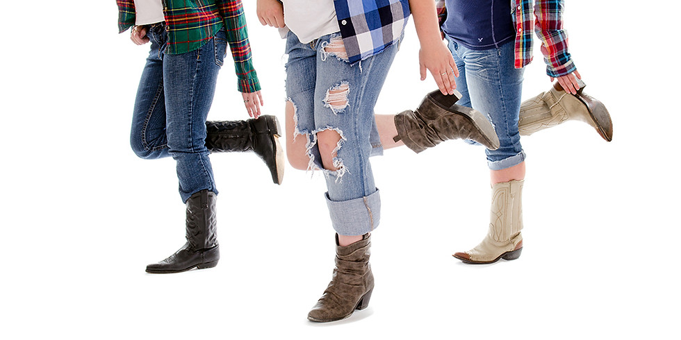 Online Kurs Country Line Dance