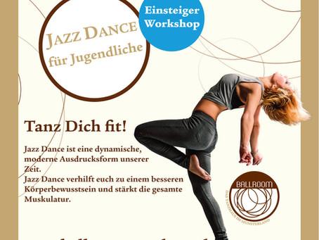 Jazz Dance - Einsteiger Workshop