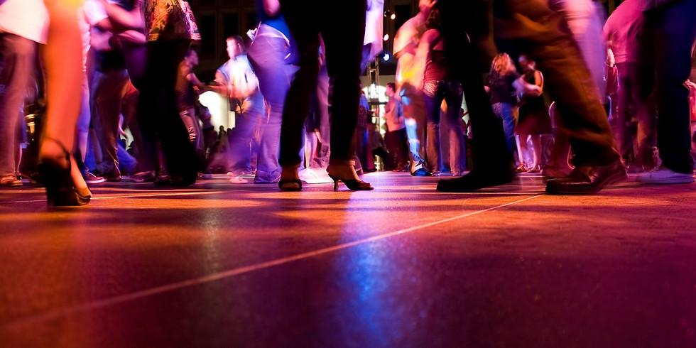 Tanz- und Übungsparty
