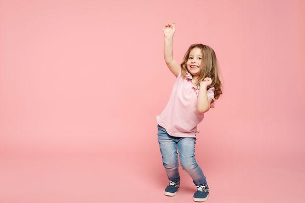 Tanzendes Kind