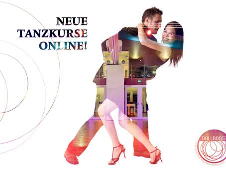 Neue Tanzkurse Online