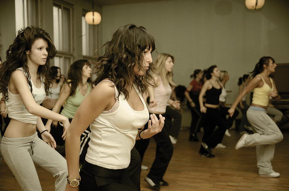 Tanz Fitness Kurs