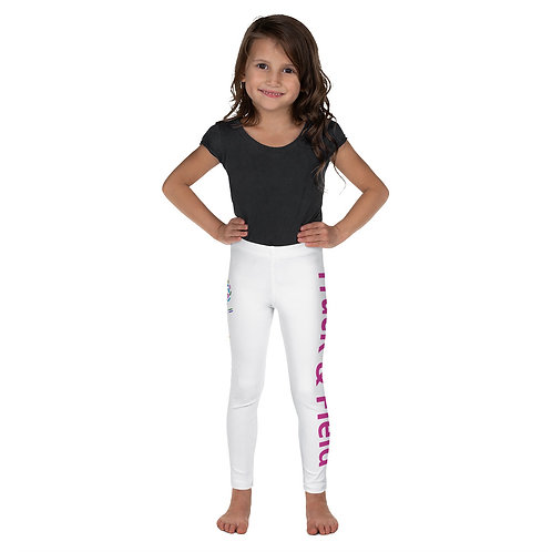 Kid's Leggings - Track & Field