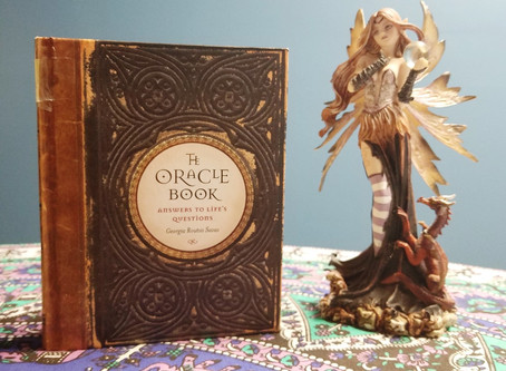 Answer Any Question with The Oracle Book!