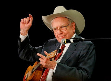 Even Warren Buffet Likes Texas.