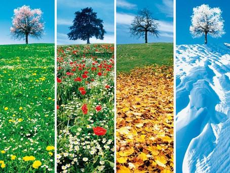 Vivre aux rythme des saisons