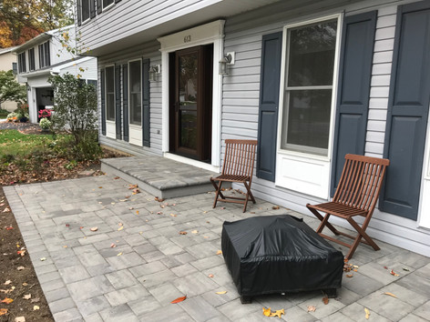 Backyard Patio Paver