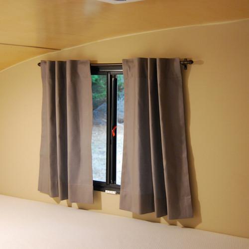 Talona Rustics Lined Camper Curtains