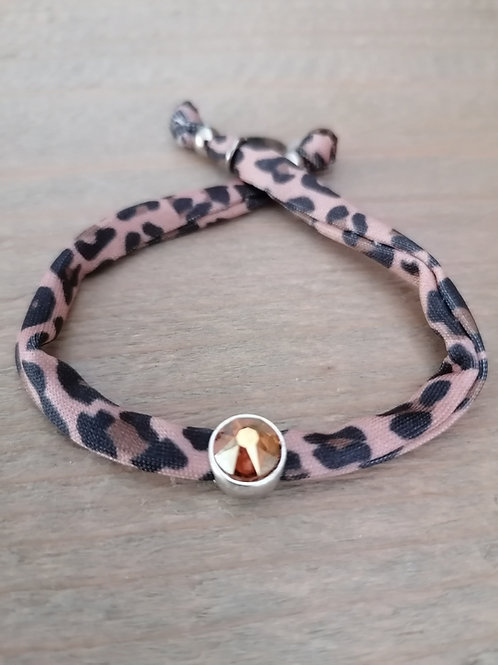 Leopard Old Pink