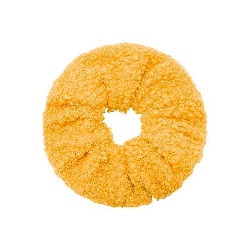 Scrunchie Soft TeddyYellow