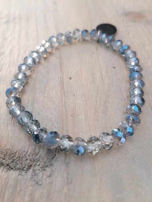Swarovski Blue/Silver