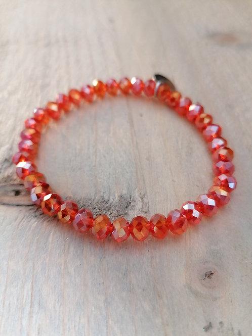 Swarovski Coral Red