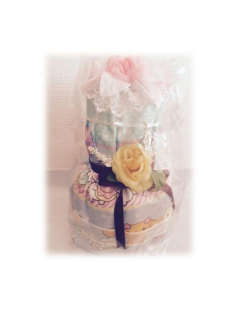 Diaper cake シナモロールバッグ付き
