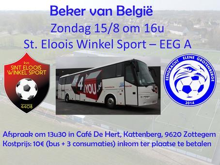 Beker van België