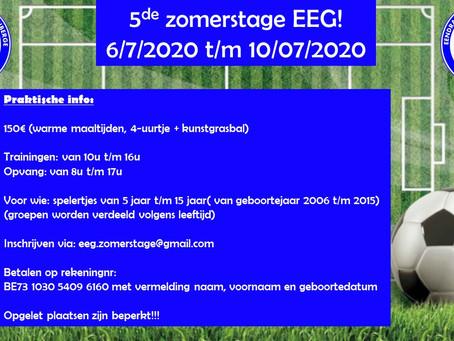 5de zomerstage EEG