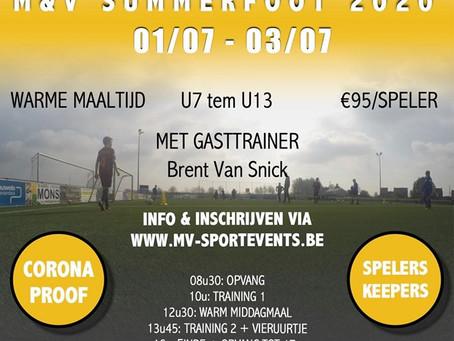 M&V Summerfoot 01/07-03/07