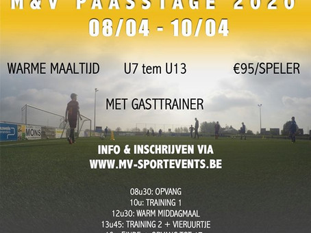M & V Paasstage 08/04 - 10/04