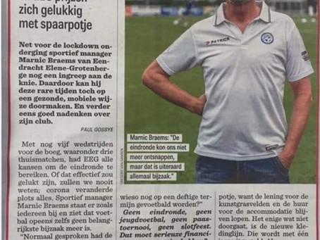 Sportief manager Marnic Braems