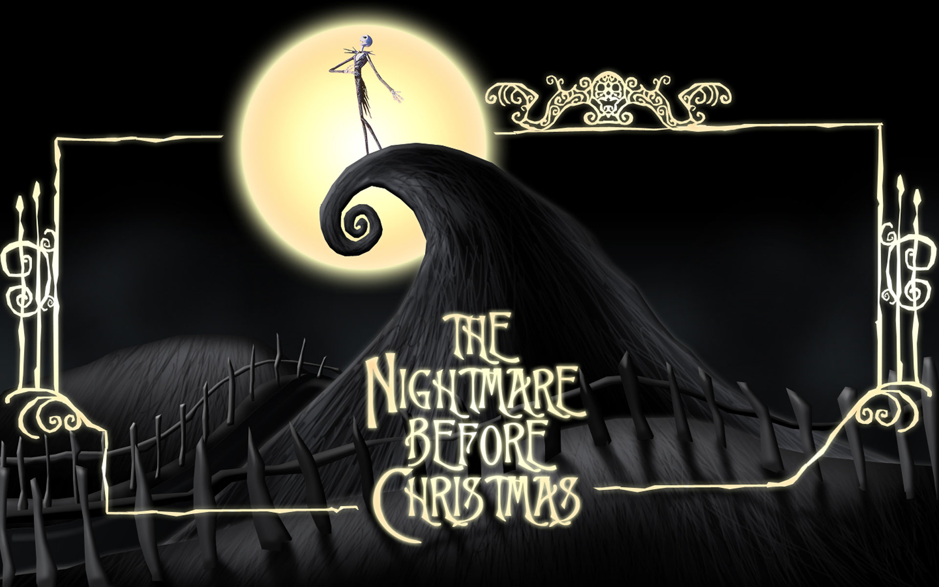 happy halloween everybody a little musing on the amazingness of the nightmare before christmas american mestiza sarah a chavez - Halloween Nightmare