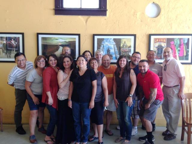 the 2014 Macondo group.jpg