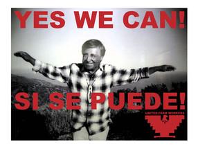 ¡Sí Se Puede! In Honor of Día de César Chávez