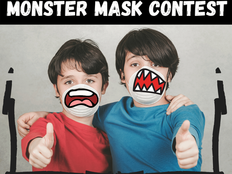 Monster Face Mask Design Contest