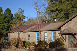 Oldest Tin Roof on Bathtub Row