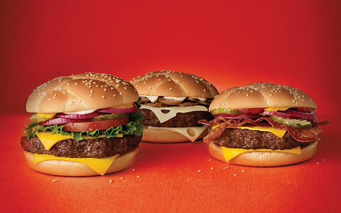food mcdonalds hamburgers angus thirdpou