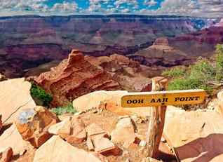 Grand Canyon, here I come