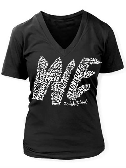 #wehiketoheal Original Women's T-Shirt