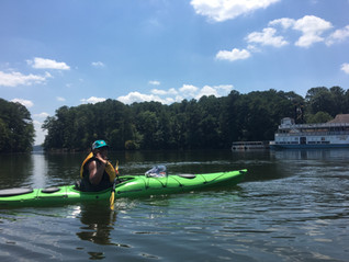 Learn to Kayak with REI!