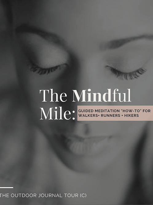 The Mindful Mile (eBook)