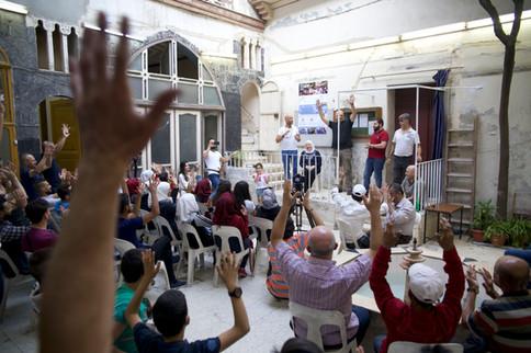 Deaf Care Society, Damascus, Syria
